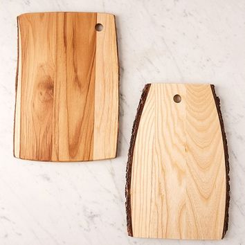 Bark Cutting Board | Urban Outfitters