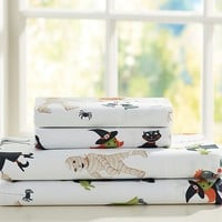 Halloween Sheet Set