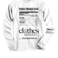 Clothes Minded Facts