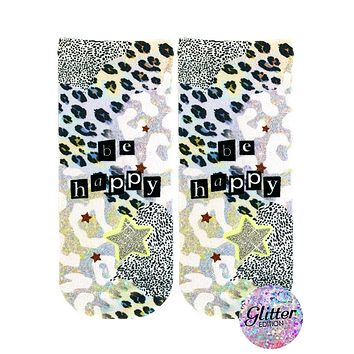 Be Happy Ankle Socks