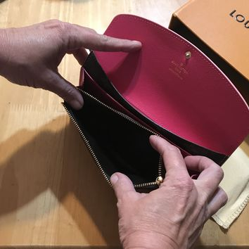 Louis Vuitton Top Quality Emily Wallet