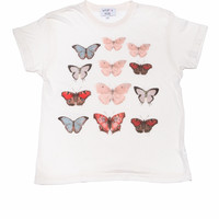 METAMORPHOSIS- OVERSIZE T at Wildfox Couture in  CERAMIC WHITE, JULIET