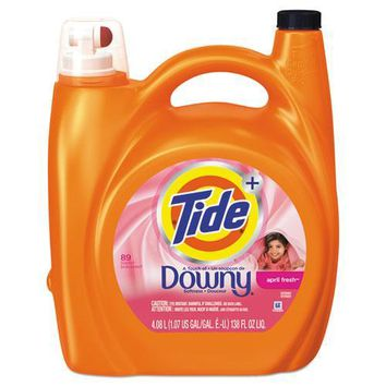Tide® Plus a Touch of Downy® Liquid Laundry Detergent