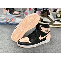 Air Jordan 1 Retro High OG ¡°Crimson Tint¡±