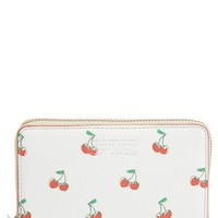 MARC BY MARC JACOBS 'Fruit - Wingman' Leather Phone Wristlet | Nordstrom