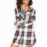 Flannel Sleepshirt - Victoria's Secret