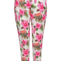 Zelma Floral Chino