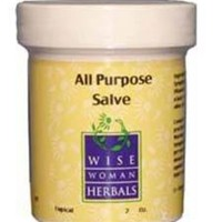 Wise Woman Herbals All Purpose Salve 1 oz