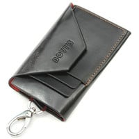 Men Small Vintage Casual Key Bags Casual Cards Coins Wallet