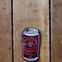 Gimme A Beer Patch - Pins+Patches - Accessories at Gypsy Warrior