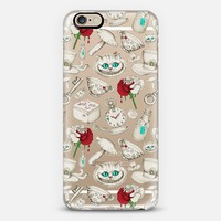 Wear to Wonderland - transparent iPhone 6s case by Micklyn Le Feuvre   Casetify