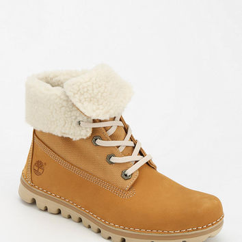 Timberland Fold-Over Lace-Up Boot