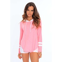 Women's 2 Color Oversized Hoodie