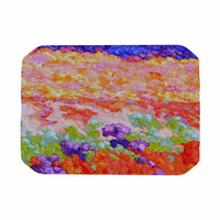 "Jeff Ferst ""Earthly Delights"" Floral Abstract Place Mat"