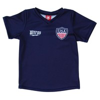USA #10 Navy Toddler Soccer Sublimated Jersey