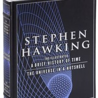 The Illustrated A Brief History of Time & The Universe in a Nutshell (Barnes & Noble Collectible Editions)