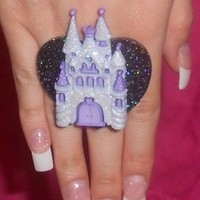Princess Castle Ring from CherryKreations21