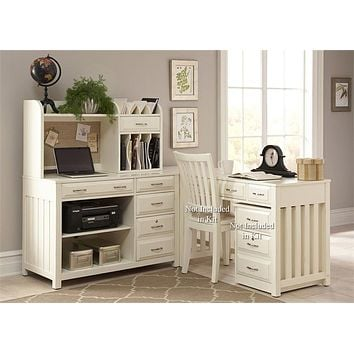 Hampton Bay Home Office-White