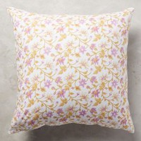Kerry Cassill Lilacia Euro Sham by Kerry Cassill in Lilac Euro Sham Size Bedding