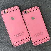 Pink Phone Cases for Iphone 6 / Iphone 6 Plus