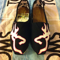 Custom Hand Painted Browning Toms