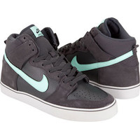 NIKE Dunk High Leather Mens Shoes