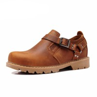 Luxury Leather Casual Shoes for Men