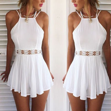 Haley Romper