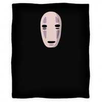 No Face Blanket