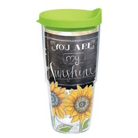 Tervis ''You Are My Sunshine'' 24-oz. Tumbler (Green)