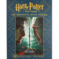 Harry Potter Poster Collection: The Definitive Movie Posters Book