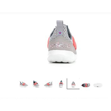 Bedazzled Girls' Adidas Infant & Toddler Lite Racer Adapt 3.0 Running Shoes