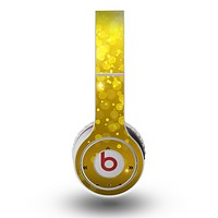 The Orbs of Gold Light Skin for the Original Beats by Dre Wireless Headphones