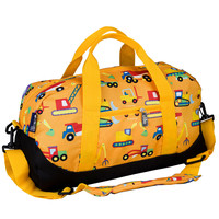Olive Kids Under Construction Duffel Bag - 25110
