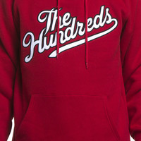 SHOP THE HUNDREDS   The Hundreds: Tails pullover hooded sweatshirt