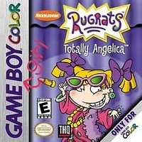 Rugrats Totally Angellica