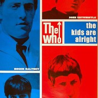 The Who Kids Are Alright Mod-Style Poster 24x36
