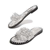 Sandalsvibe Walk Of Riches Slip-On Slippers