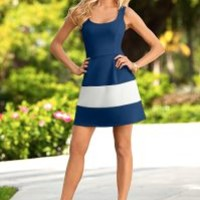 Fit and flare dress in the VENUS Line of Dresses for Women