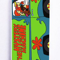 Mystery Machine Van Scooby Doo for Iphone 5 / 5s Hard Cover Plastic