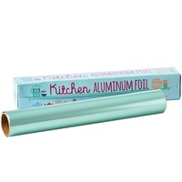 Pink + Mint Aluminum Foil by Rice
