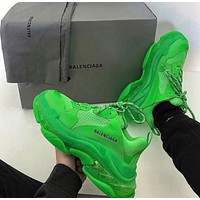 Balenciaga Triple-S Sneaker Casual Shoes Clunky Sneakers Shoes