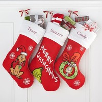 Grinch™ Stockings