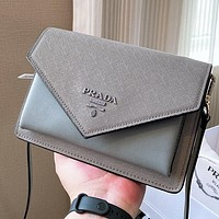 Prada new women's wild shoulder bag crossbody bag