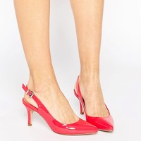 Ravel Point Sling Mid Heeled Shoes