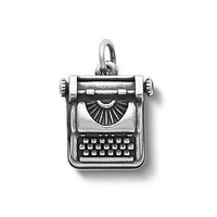 Vintage Typewriter Charm | James Avery