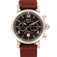 Men's Hawker Hurricane Stainless Steel Chronograph Watch