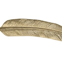 Brass Feather