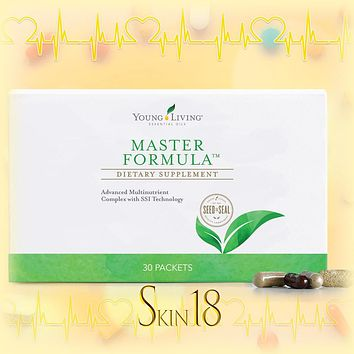 Master Formula Dietary Supplement