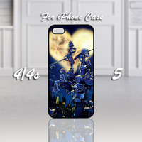 Kingdom Hearts, Design For iPhone 4/4s Case or iPhone 5 Case - Black or White (Option)
